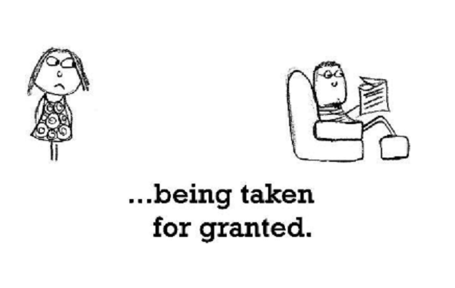Taking for Granted