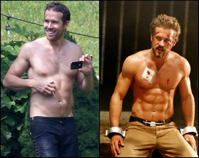 "Ryan Reynolds in ""Blade Trinity"