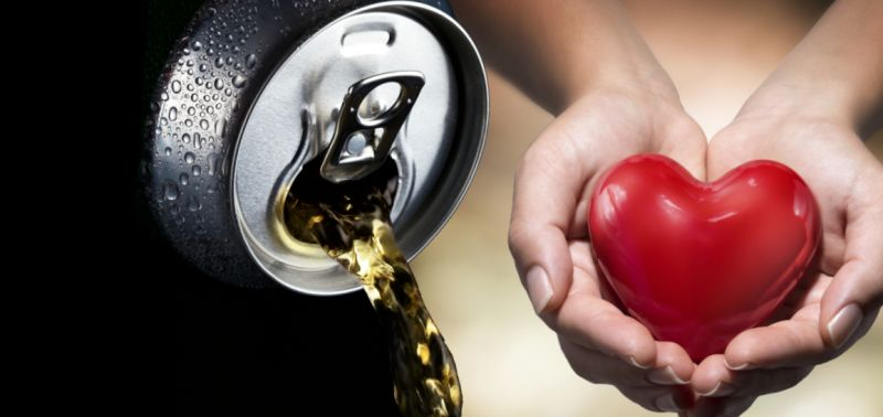 Energy Drink Contains 27 Teaspoons of Sugar