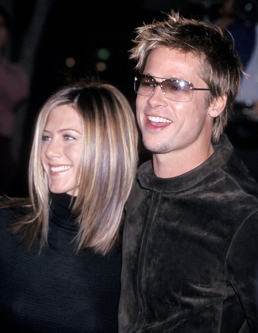 Brad Pitt and Jennifer Aniston started dating each other in 1998