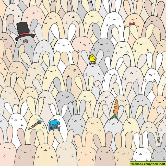 Find the Easter egg