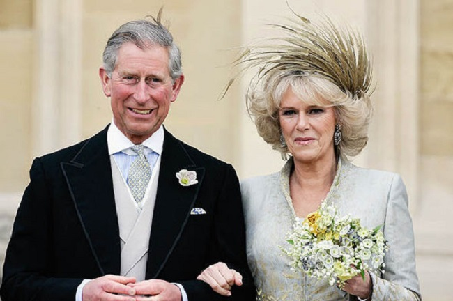 When Charles married Camilla