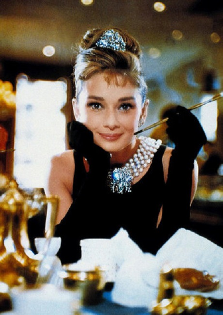 Her Style At Breakfast At Tiffany