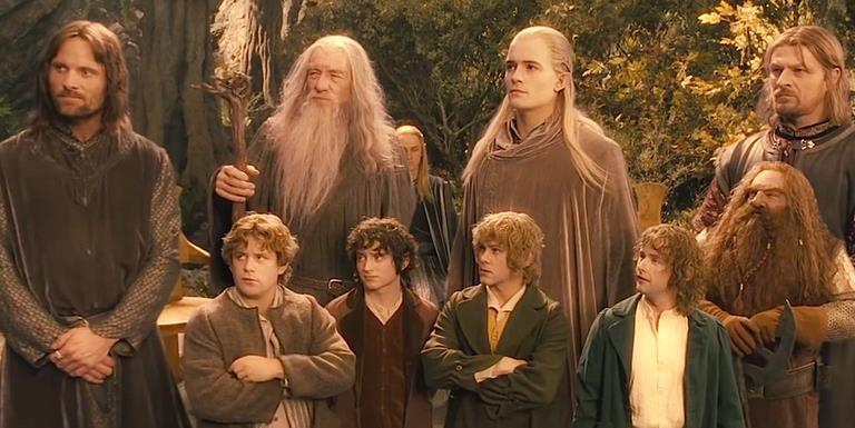 LOTR will return to the TV screen