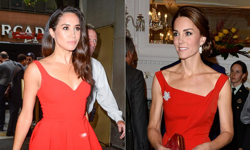 Meghan could try to learn from Kate