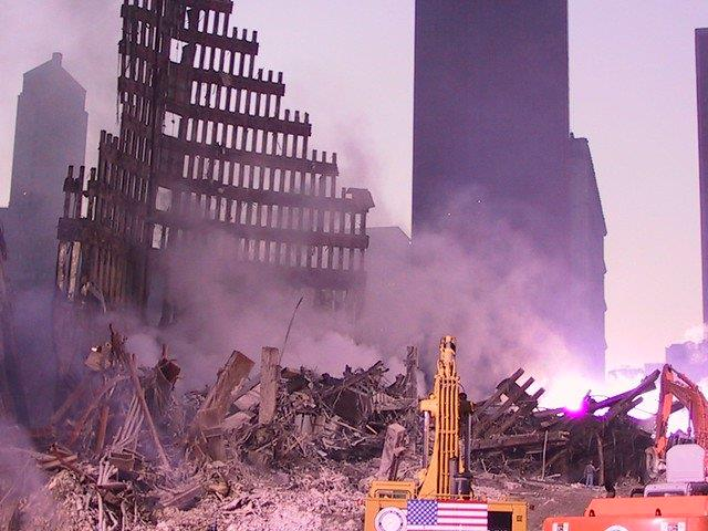 2400 photos of post ground zero have been discovered