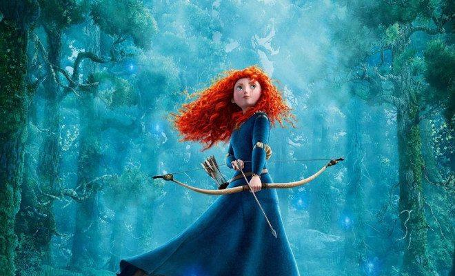 "Brave (2012). ""Put stereotypes aside, and be yourself."""
