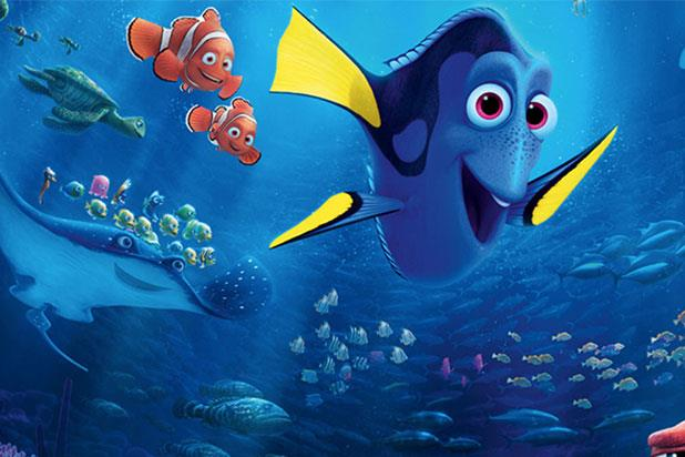 "Finding Dory (2016). ""We all different and we need to respect the peculiarities of others."""