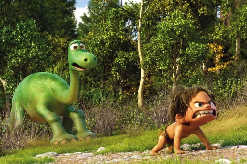 "The Good Dinosaur (2015). ""Sincere friendship is a superpower!'"